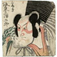 Japanese Art and Depicting Kabuki: Two Contrasting Styles
