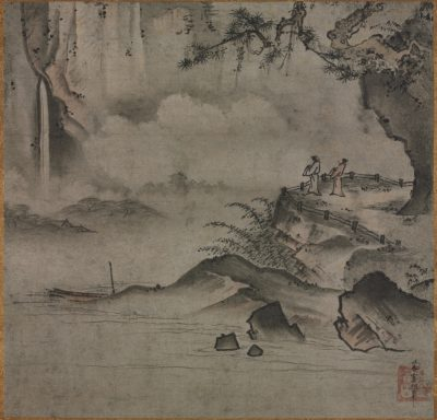 Japanese Zen Buddhist Artist And The Influence Of China